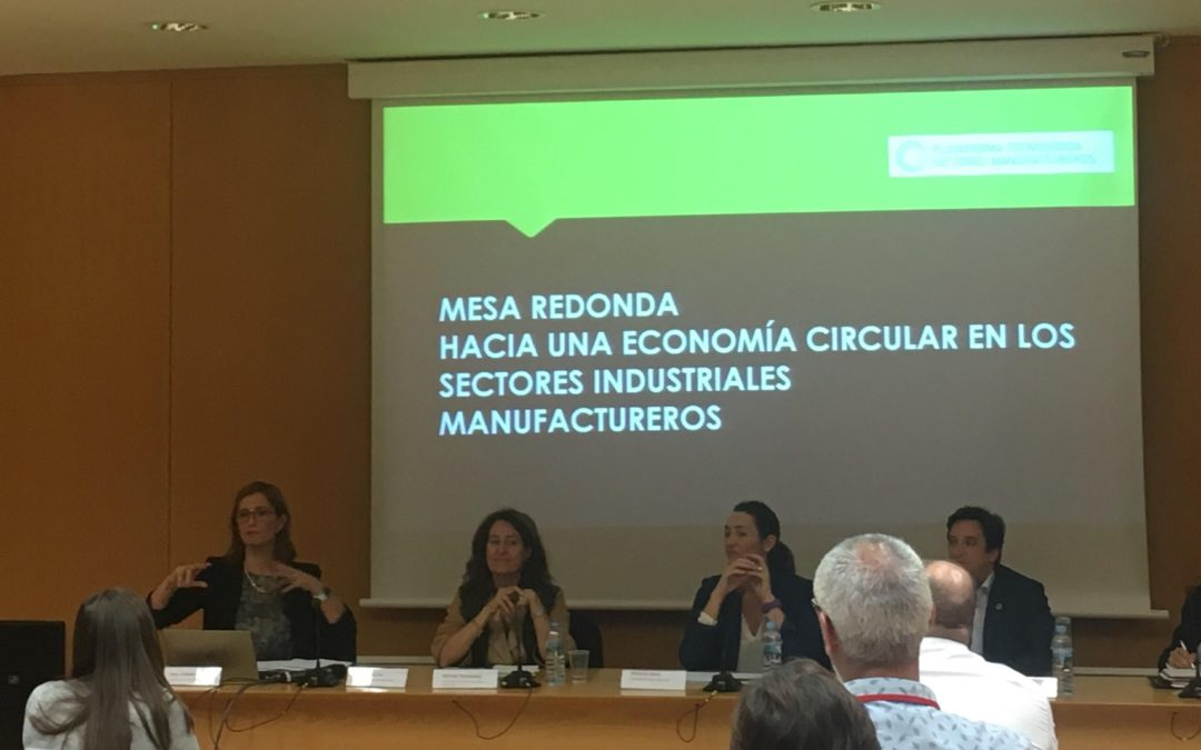 Rank® participates in the Seminar on Circular Economy