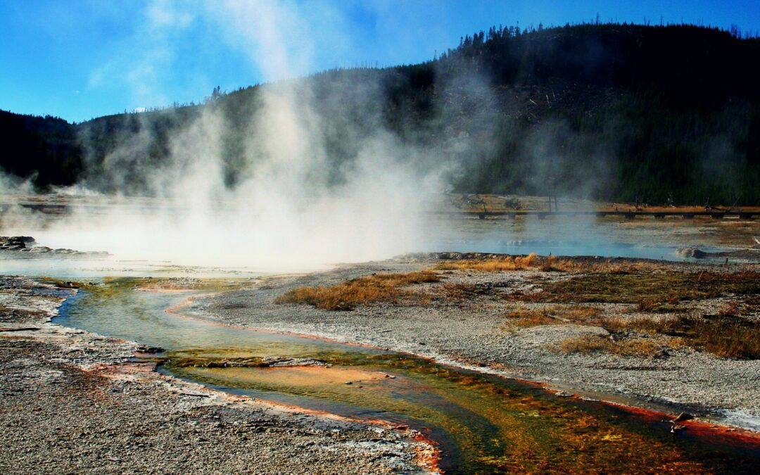 Renewed interest in geothermal applications