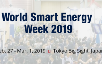 World Smart Energy Week 2019