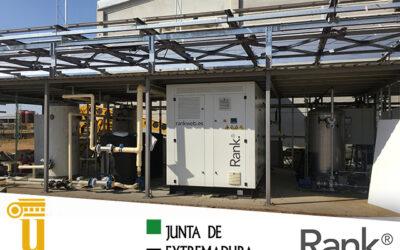 Institutional visit Rank® installation