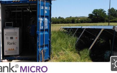 Rank® MICRO commissioning