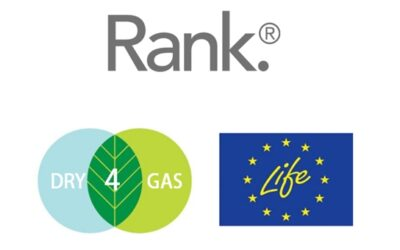 Rank® participates in the European project LIFE DRY4GAS