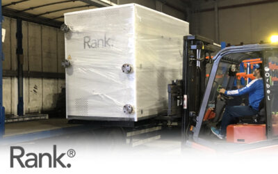 Another Rank® MT1 has been shipped
