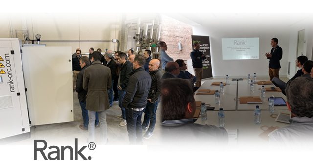 Great success of the Rank open day